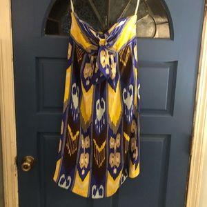 Tory Burch Silk Leeona Island Dress